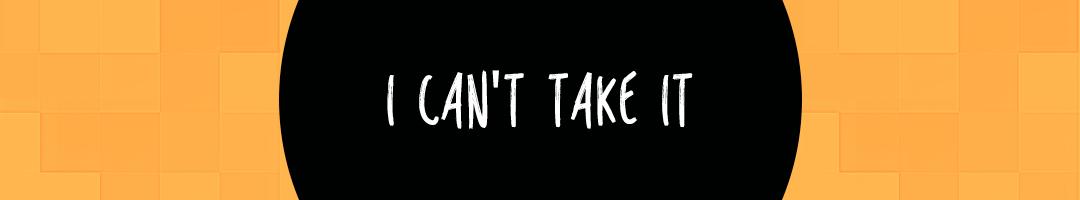 I Can't Take It – Jupiter Son