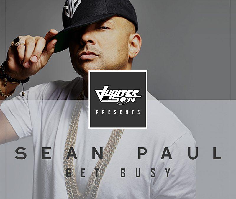 Sean Paul – Get Busy (Jupiter Son Remix)