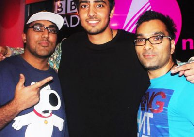 Jupiter Son, Asian Network, 1xtra