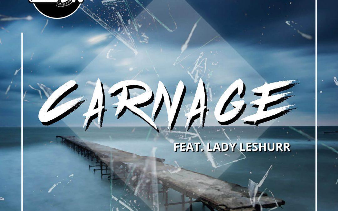 Jupiter Son – Carnage feat. Lady Leshurr