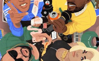 Wiley, Sean Paul, Stefflon Don (feat. Idris Elba) – Boasty (Moombahton Remix)